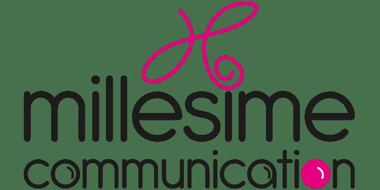 Logo Millésime Communication